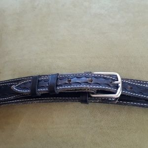 Men's Handmade Western Belt